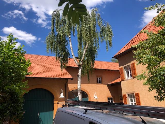 Rénovation toiture à Vichten