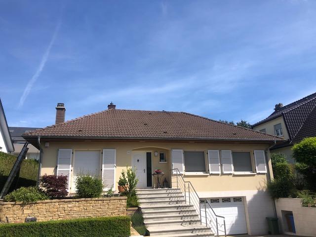 rénovation toiture à Leudelange