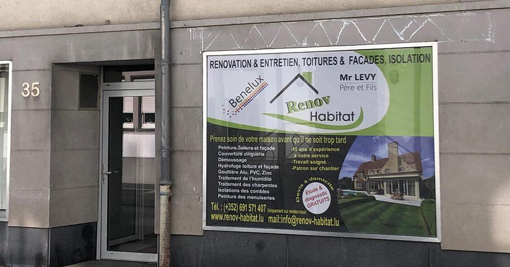 Couvreur rénovation toiture et habitat au Luxembourg et à Clervaux